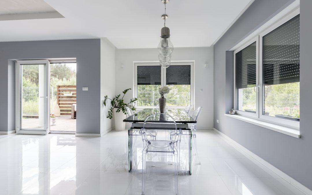 Kaip sukurti interjero ir eksterjero langų dizaino harmoniją?